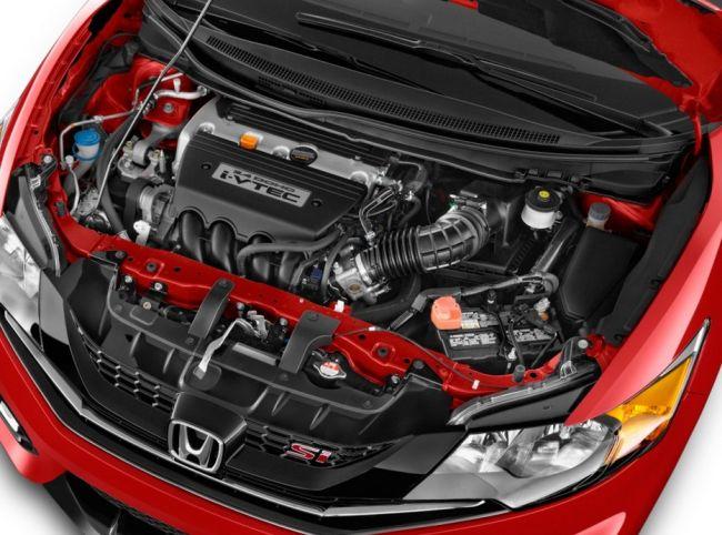 2017-Honda-Civic-SI-Engine