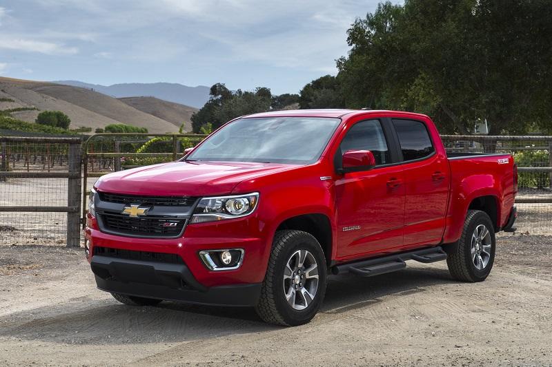 2018 Chevrolet Colorado Diesel