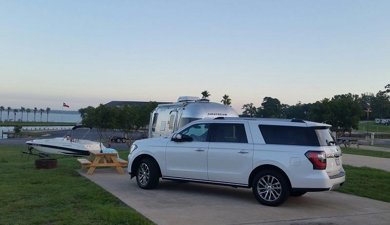 Ford Airstream Texas Adventure