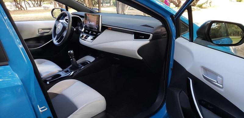 2019 Toyota Corolla Hatch